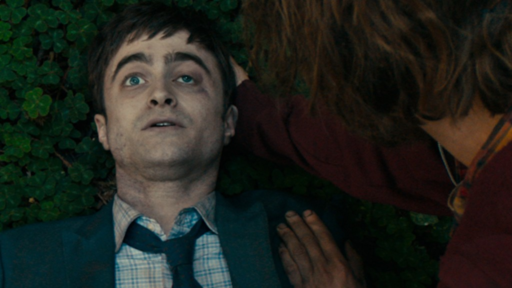 """Швейцарско ножче"" (Swiss Army Man)"