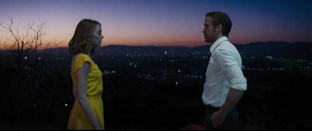 la la land melangebg