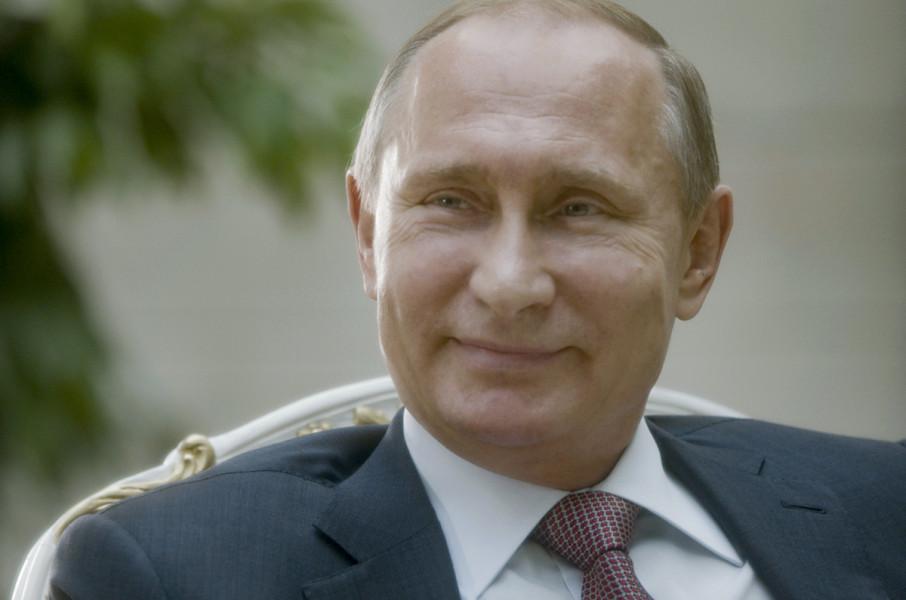 Putin melange