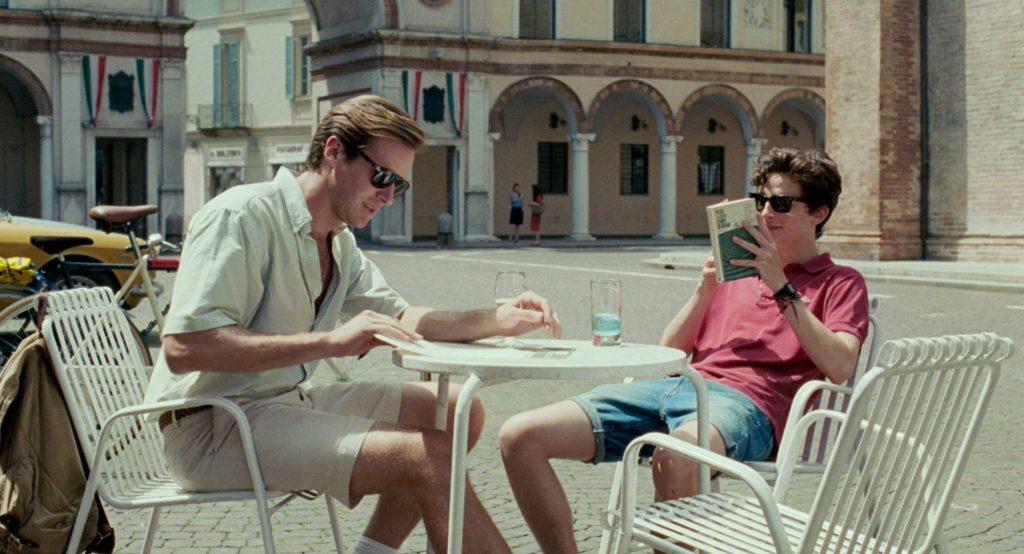 call me by your name melange.bg